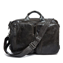 Brown Bag for Men Messenger or Crossbody