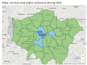 Private Hire and Taxi Collisions in 2016 - Crystal Claims Management
