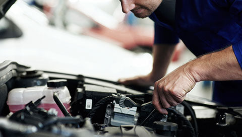 Vehicle Repair - Crystal Claims Management