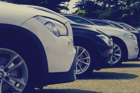 Credit Hire Vehicles - Crystal Claims Management