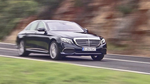 Mercedes E Class - Crystal Claims Management