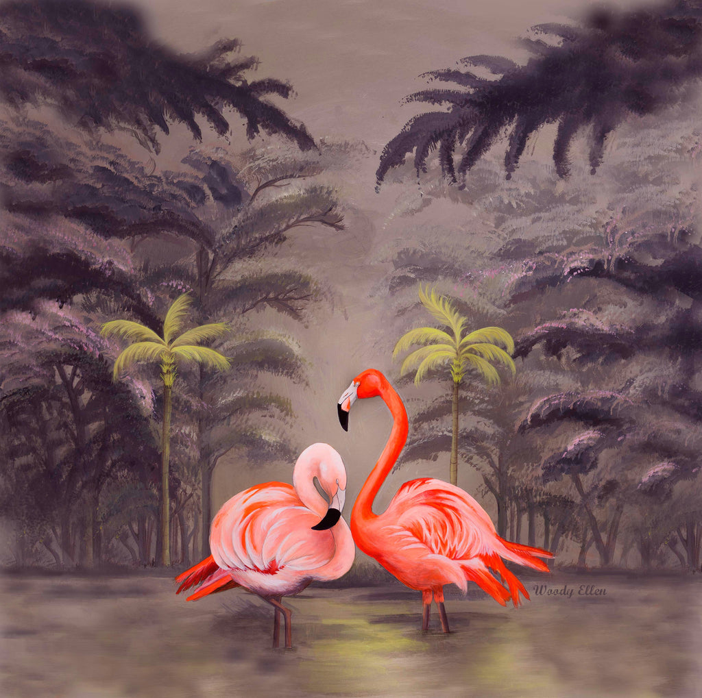 Flamingo Design Decor