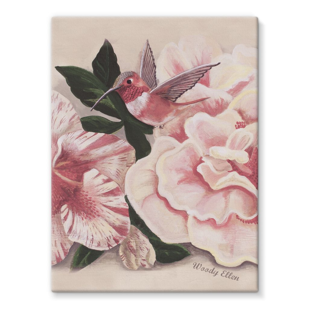 Honeybird design Stretched Canvas