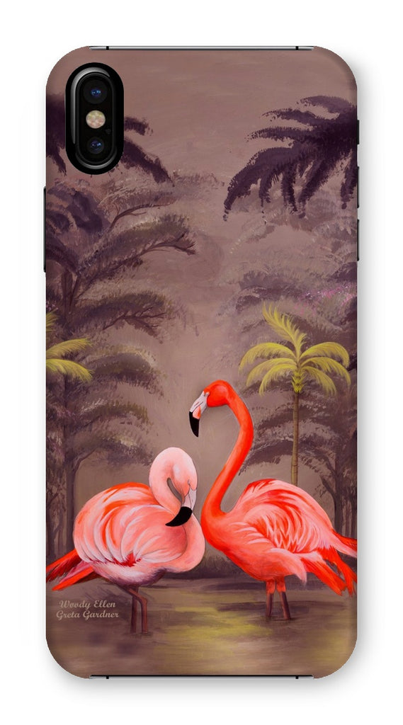 Flamingo design Phone Case