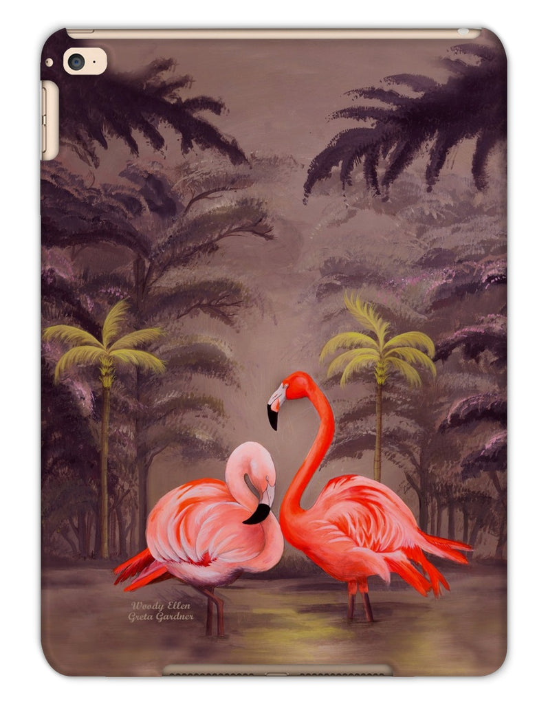 Flamingo design Tablet Cases