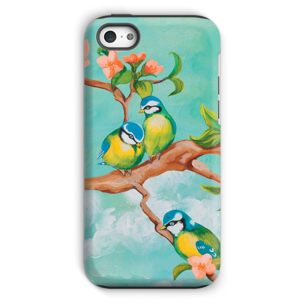 Birdgirl Design Phone Case