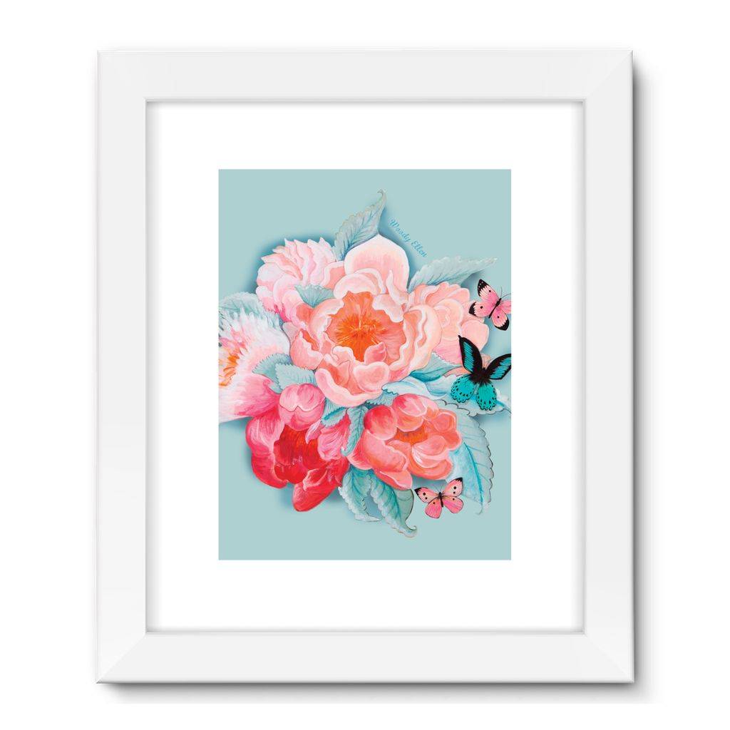 Idda design Framed Fine Art Print 🇬🇧