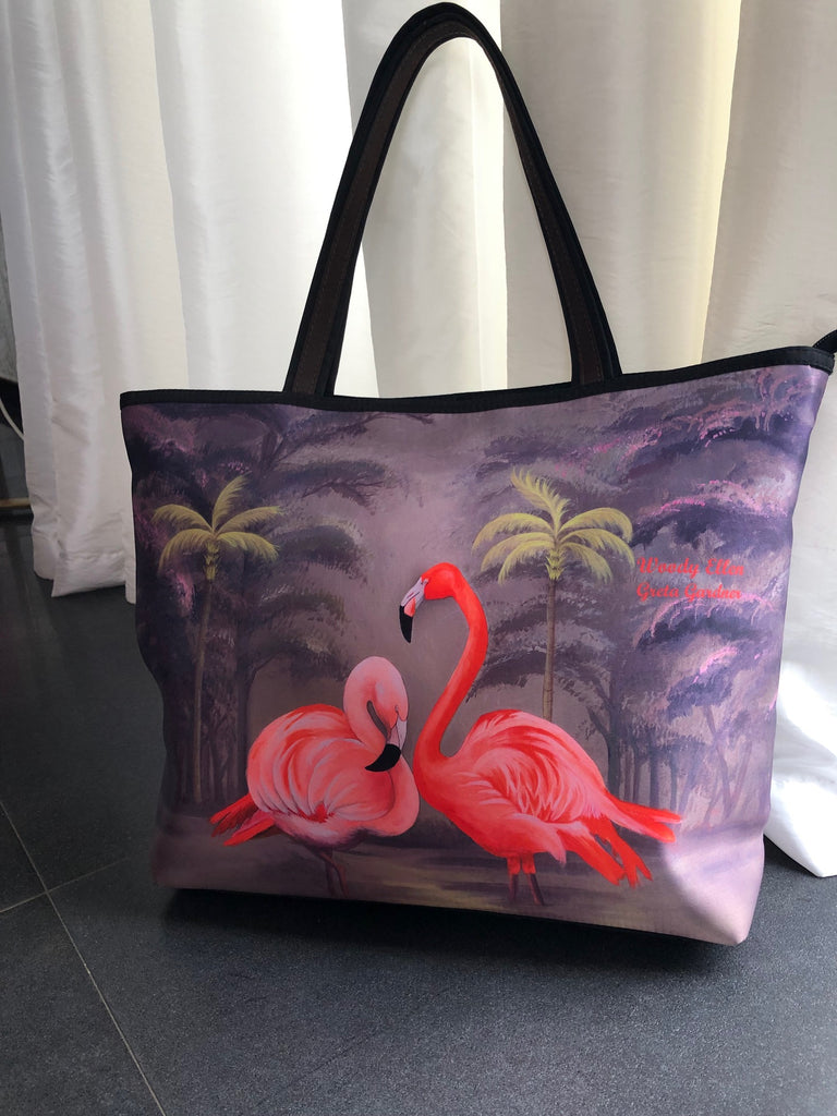 Retro Shopper, Flamingo