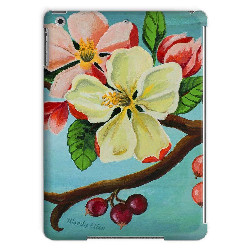Blossom design Tablet Case