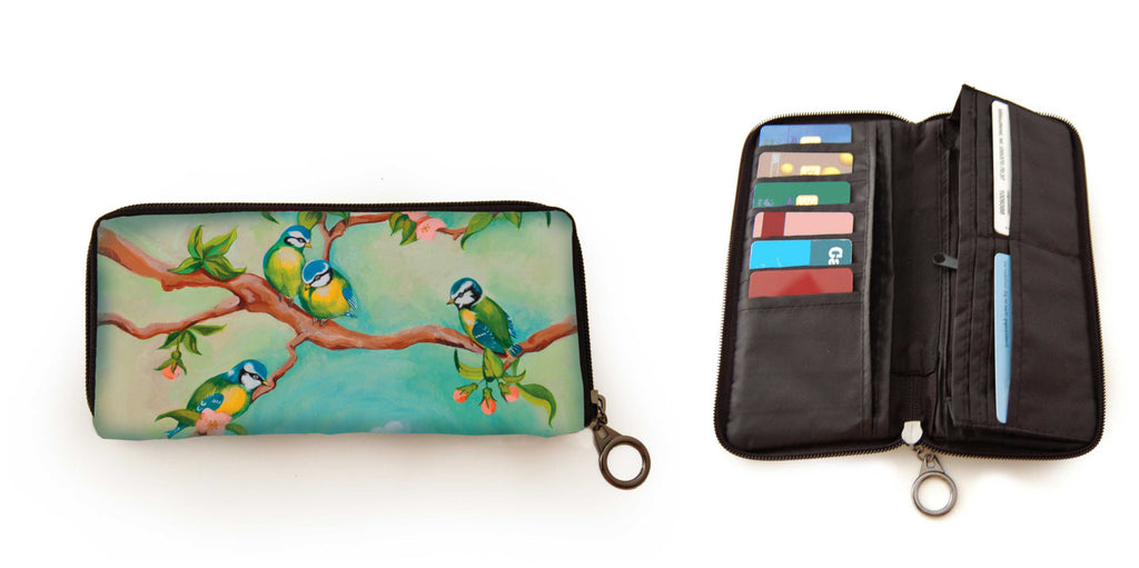retro wallet,vintage wallet,Birdgirl wallet,gift,gifts for her,gifts for mom,Woody Ellen handbag,christmas gifts,christmas gift ideas