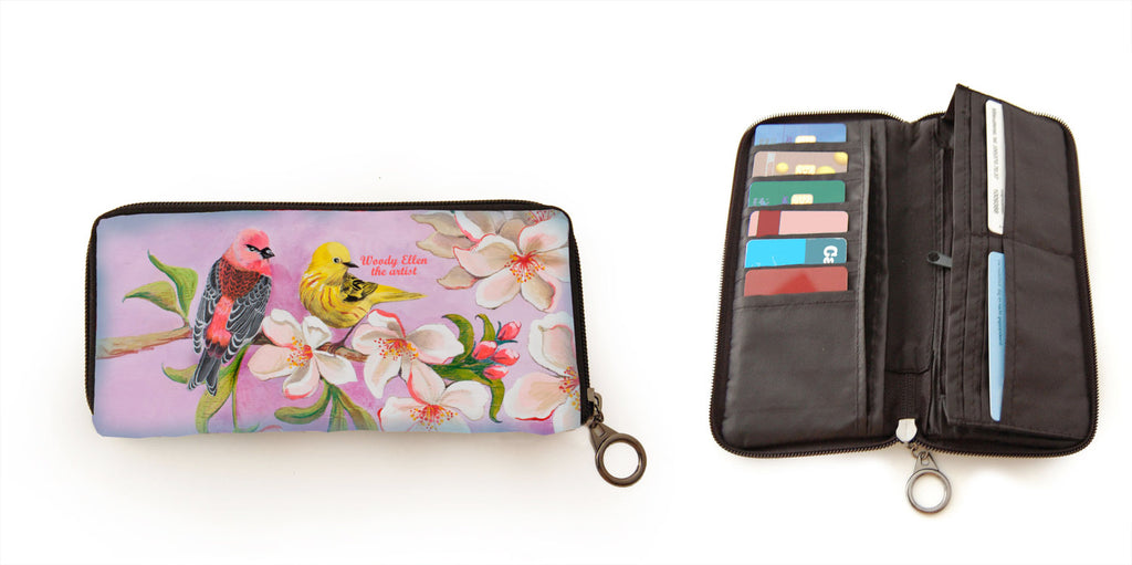 retro wallet,vintage wallet,Bloom wallet,birthday gift,gifts for her,gifts for mom,Woody Ellen handbag,christmas gifts,christmas gift ideas
