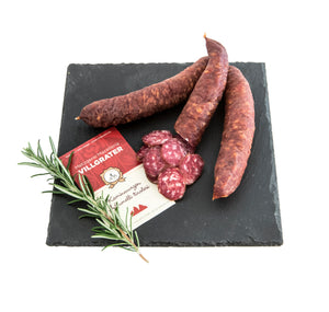 Get Salami and Wurzen from South Tyrol on FeelAlps!