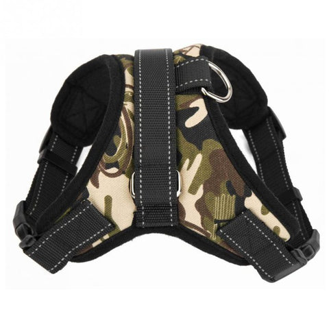 Large Dog Harness Vest