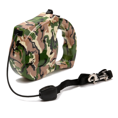 Camouflage Dog Leash
