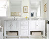 The Color House Rhode island blog painting powder rooms