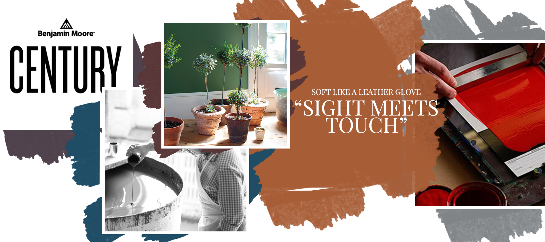 Benjamin Moore's Century Soft Touch Matte Paint | The Color House