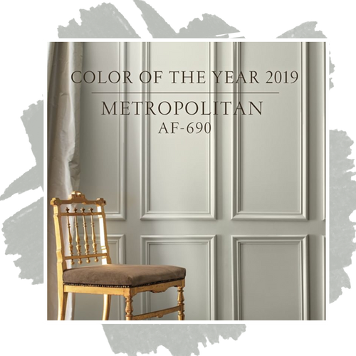 Benjamin Moore S 2018 Color Trends Palette The Color House