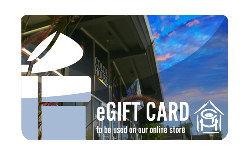 Purchase an eGift Card for The Color House