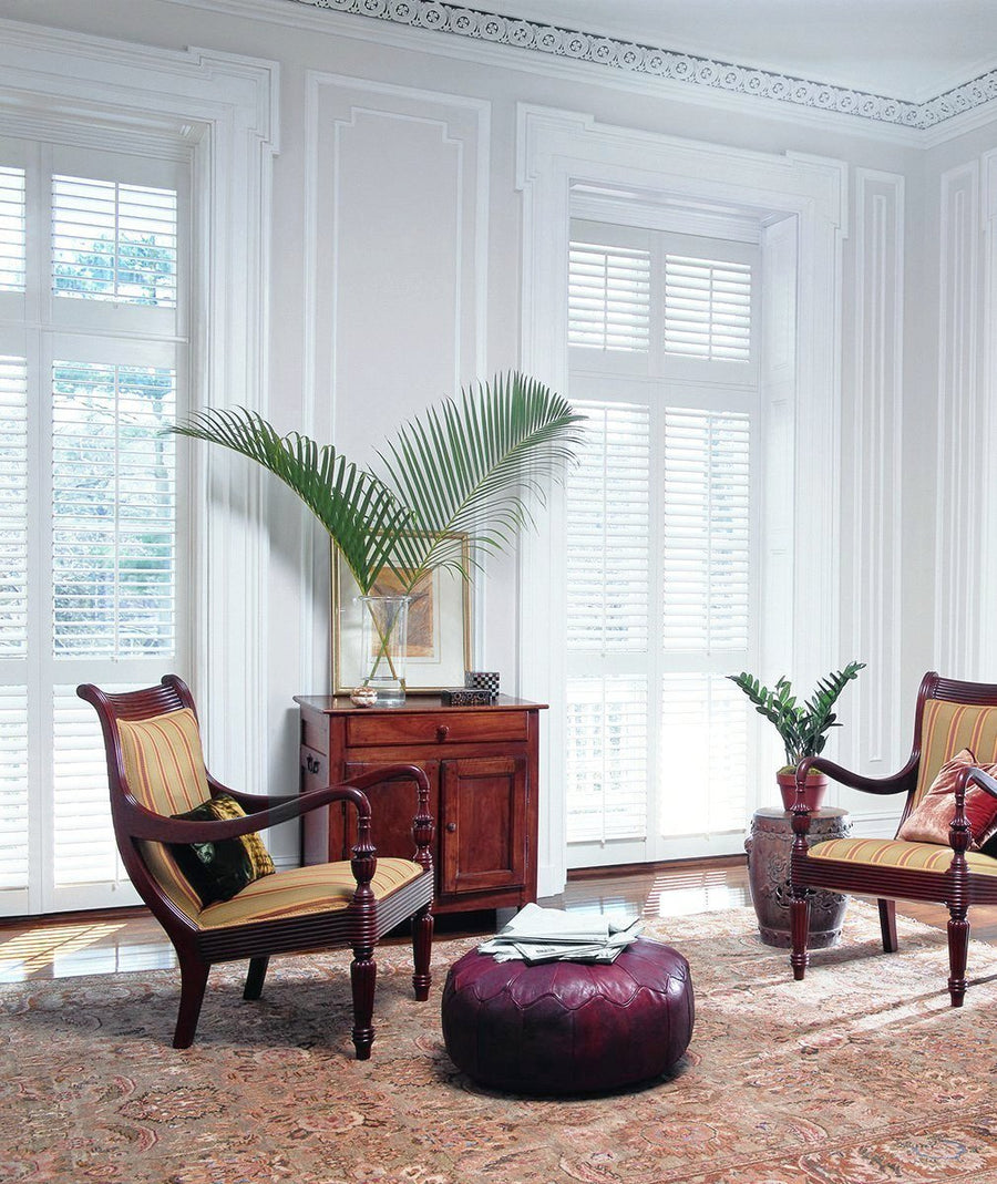 Heritance Hardwood Shutter by Hunter Douglas in REGION