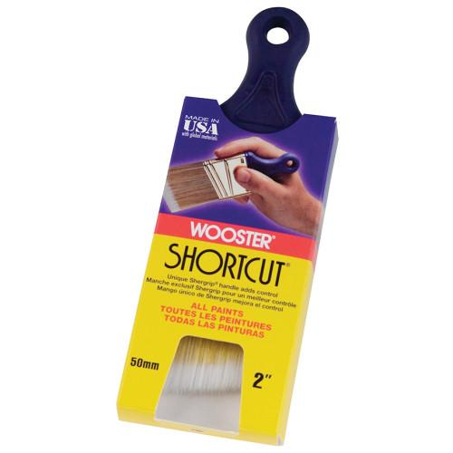 "2"" Shortcut Brush"