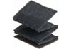 800 Grit Perferated VLIES- 4.5x6 Pad, Pack of 30