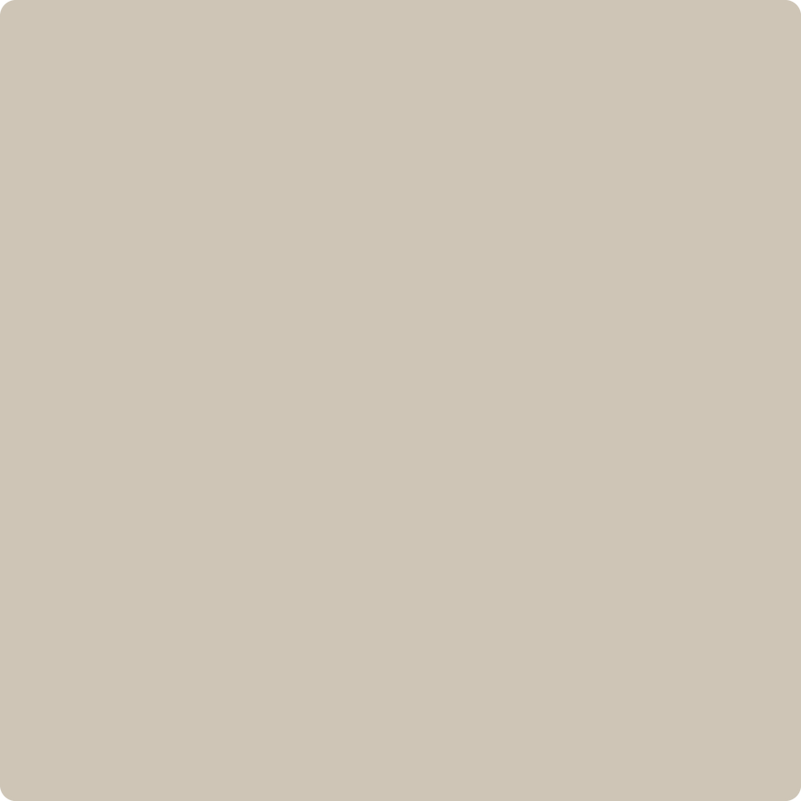 Benjamin Moore Color 983 Smokey Taupe