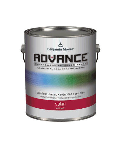 ADVANCE® Waterborne Interior Alkyd Paint
