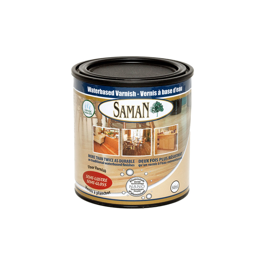 Shop SamaN Waterbased Varnish at The Color House