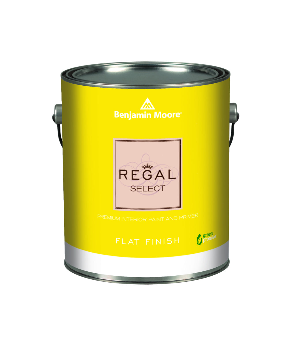 Benjamin Moore\'s REGAL® Select Interior Paint | The Color House ...