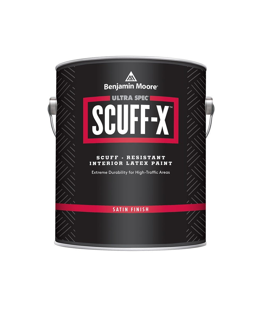 Ultra Spec® SCUFF-X™ Interior Paint (Satin)