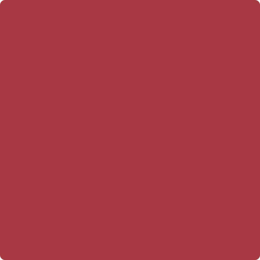Benjamin Moore Color CC-68 Lyons Red