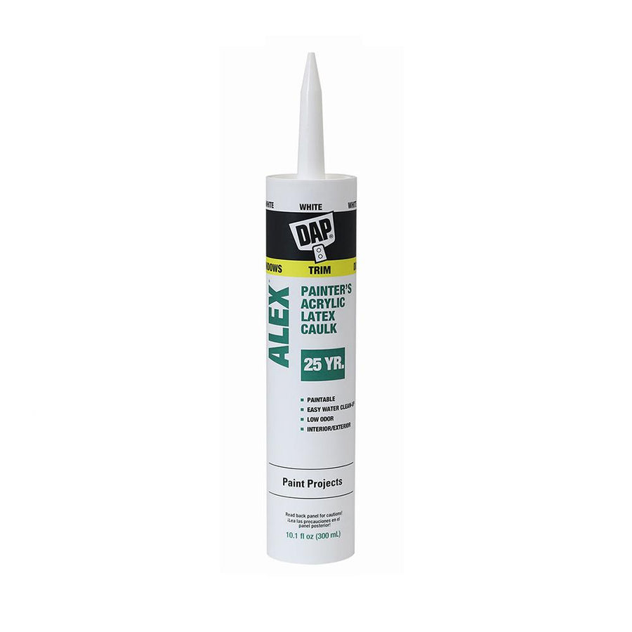 Shop Alex Painter Caulk White at The Color House in Rhode Island.