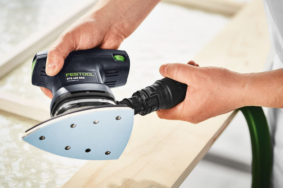 Festool Granat Abrasive Pads for DTS 400 Sanders available at The Color House.