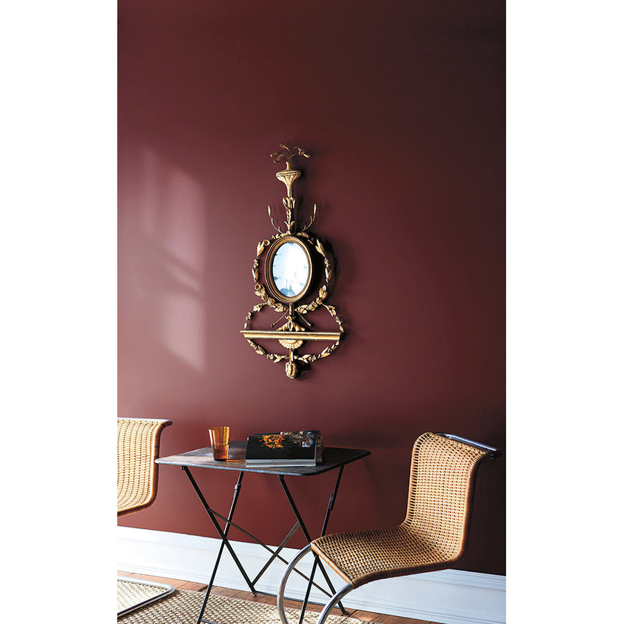 Benjamin Moore Century Matte Interior Paint in C9 Red Mahogany