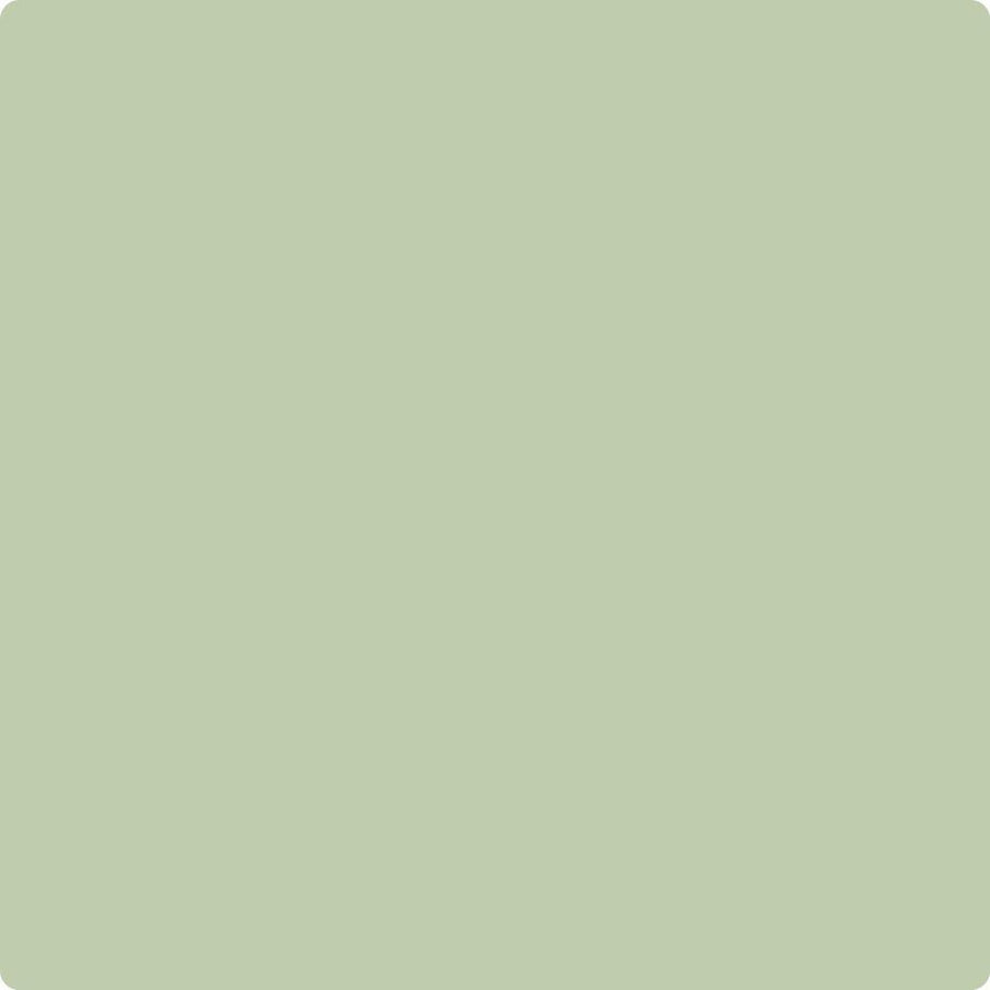 Benjamin Moore Color HC-119 Kittery Point Green