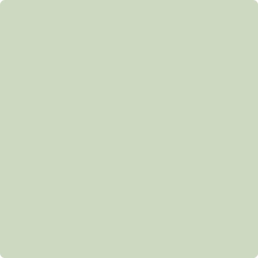 Benjamin Moore Color HC-120 Vanalen green