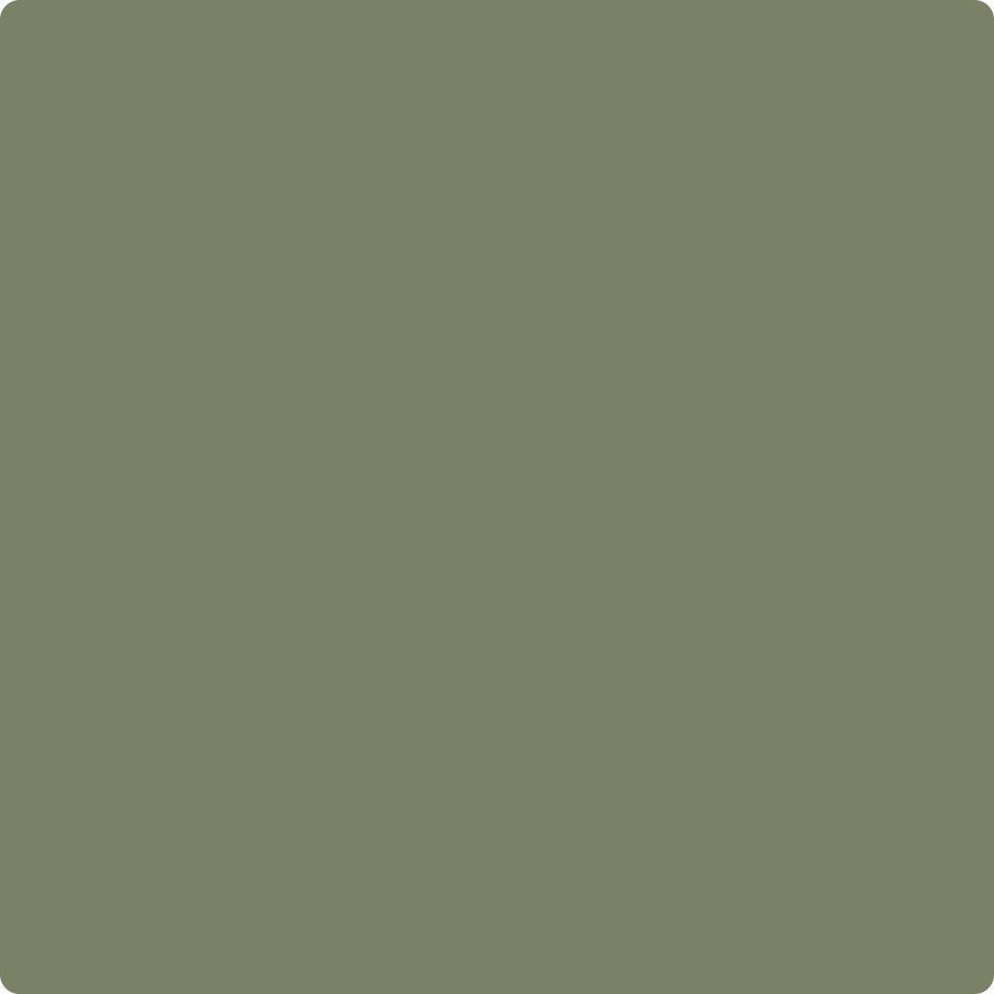 Benjamin Moore Color HC-122 Great Barrington Green