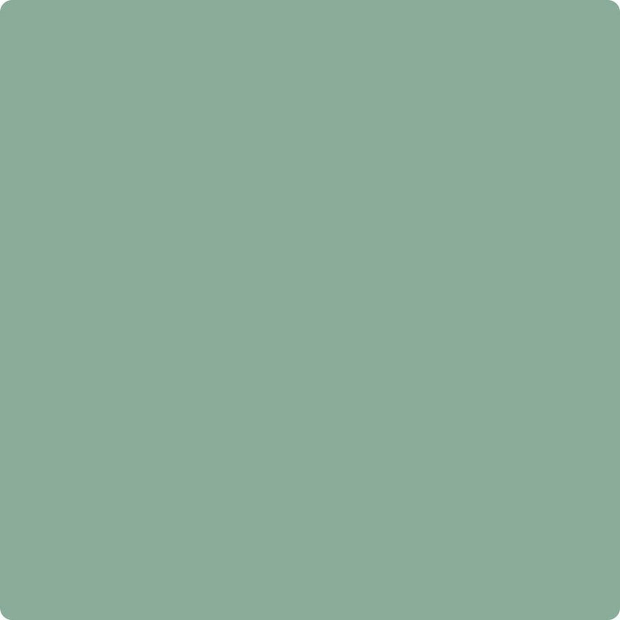 Benjamin Moore Color HC-132 Harrisburg Green