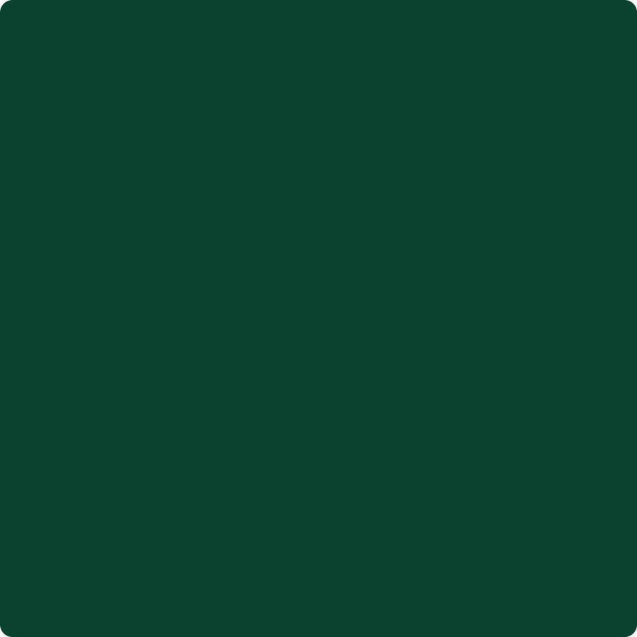 Benjamin Moore Color HC-189 Chrome Green
