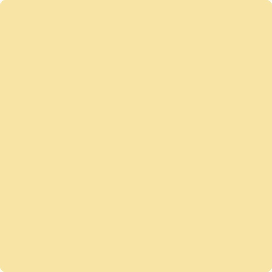 Benjamin Moore Color Hawthorne Yellow HC-4