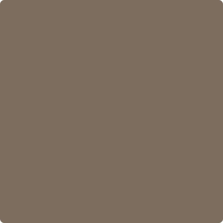Benjamin Moore Color HC-69 Whitall Brown