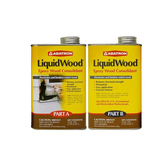 Shop LiquidWood® Kits at The Color House in Rhode Island.