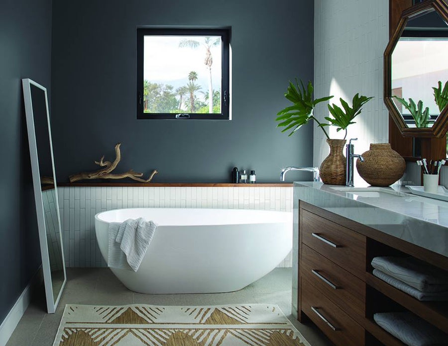 Benjamin Moore Color HC-178 Charcoal Slate