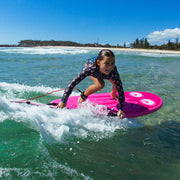 Jelly Froth Pink - Little Rippas SUPs the most fun, toughest and safest kids SUPS