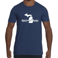 Unisex BSP Tee, Michigan Logo
