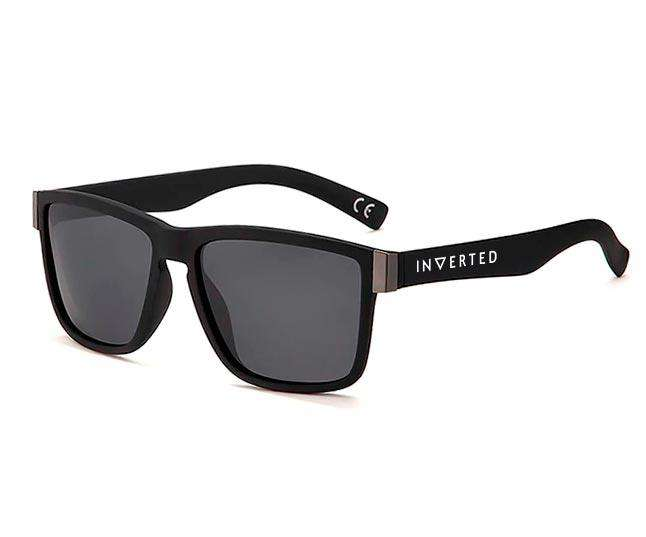 Lentes de sol 2020 INVERTED Maverick Carbon Black Negros mexico streetwear