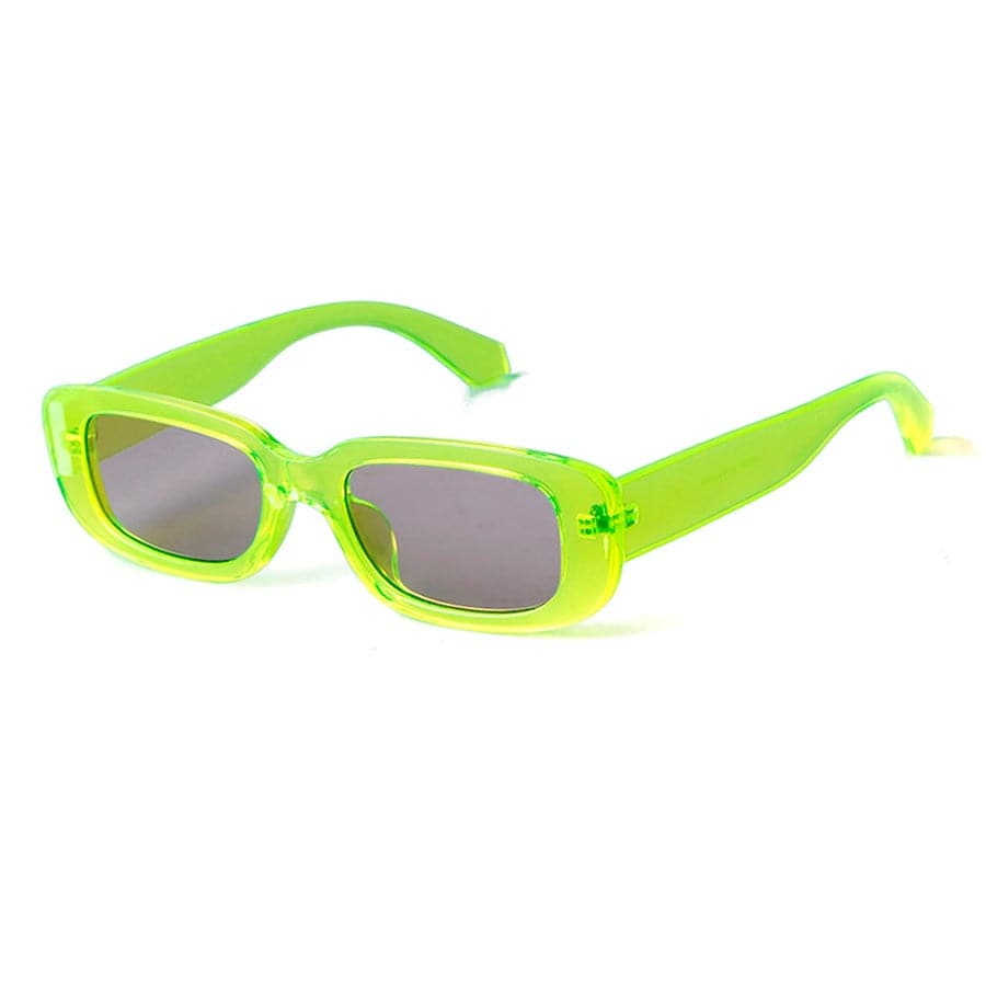 billie eilish sunglasses green