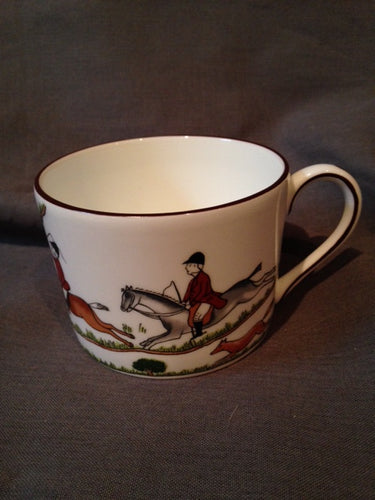 China - Estate - Fine - Coffee Cup