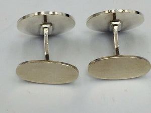Cuff Links Georg Jensen Sterling Silver Horse Profile Form