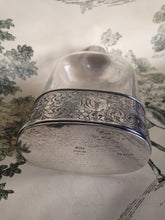 Flask - Sterling and Glass - Ladies - Birmingham, England